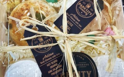 Mother's Day Cheese Boxes